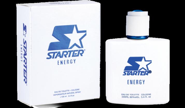 Starter Energy Eau de  Toilette 3.4 oz (100ml)