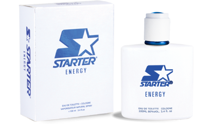 Starter Energy Eau de  Toilette 3.4 oz (100ml)